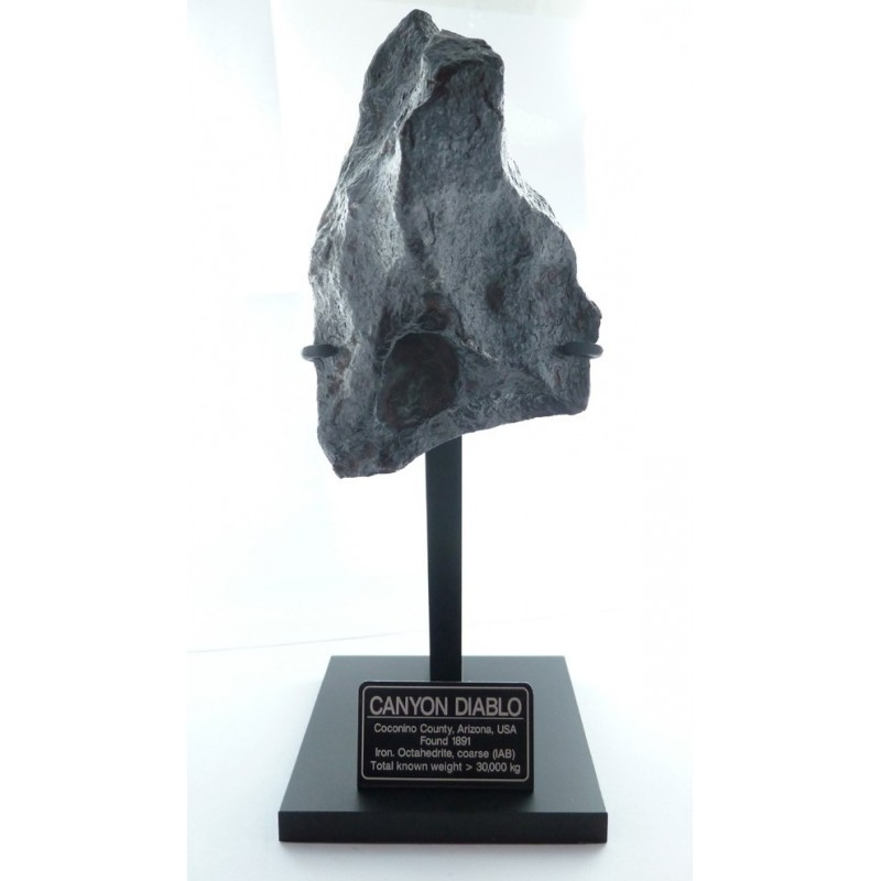 Meteorite from the Meteor Crater 1108g