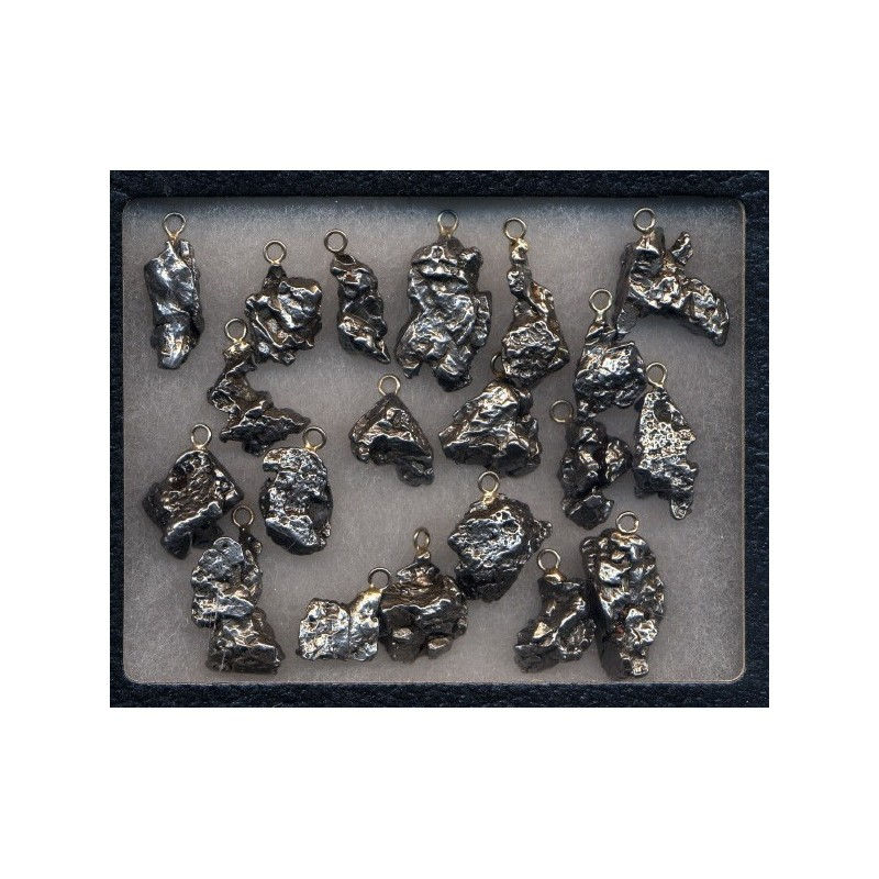 WholeSale / Twenty Meteorite Pendants For $9 Each
