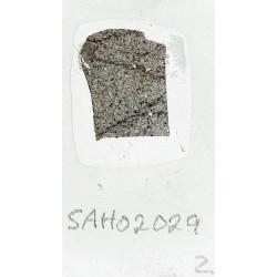 Winonaite thin section 02029